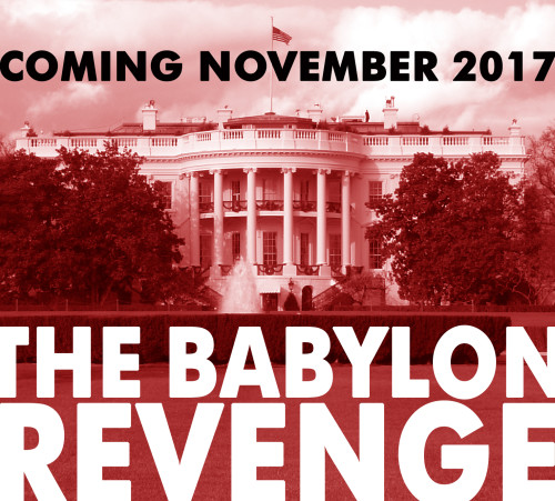 The Babylon Revenge by J.R. Geoghan