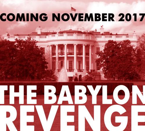 The Babylon Revenge by J.R. Geoghan